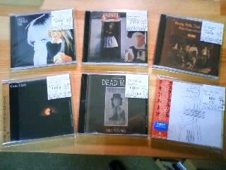 今日のオススメ (USED CD)_b0125413_1910189.jpg