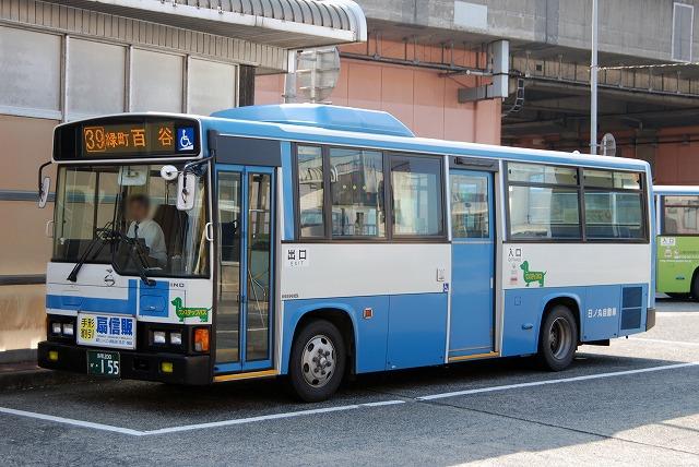 日ノ丸自動車~ブルーリボン大型短尺車&レインボーRJ~_a0164734_2248988.jpg