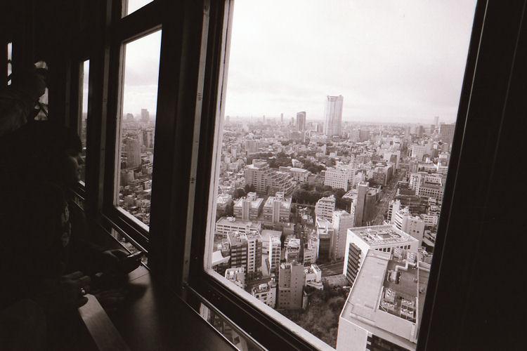 東京散歩 展望台B_c0181552_10525977.jpg
