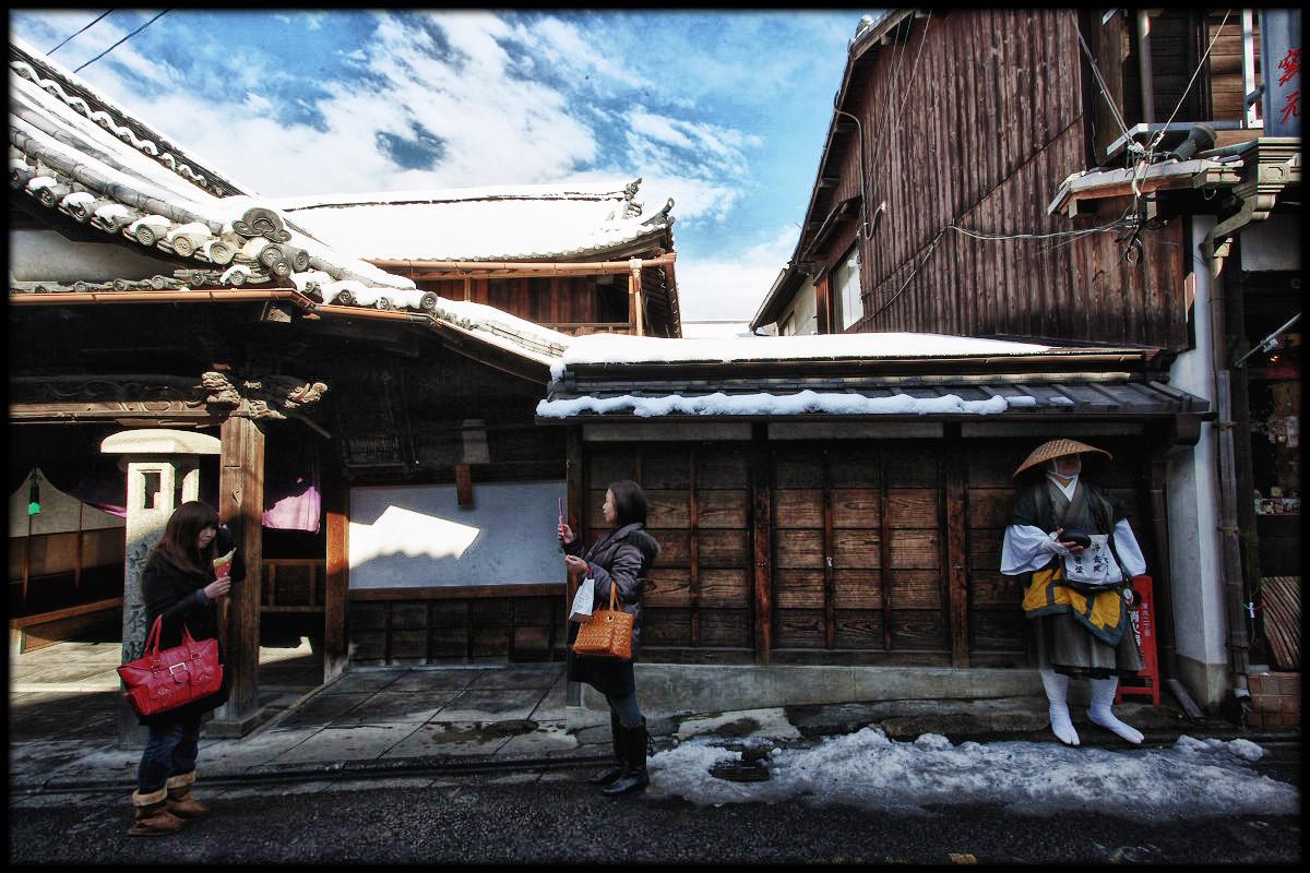 雪景色 <初詣>_f0021869_23561686.jpg