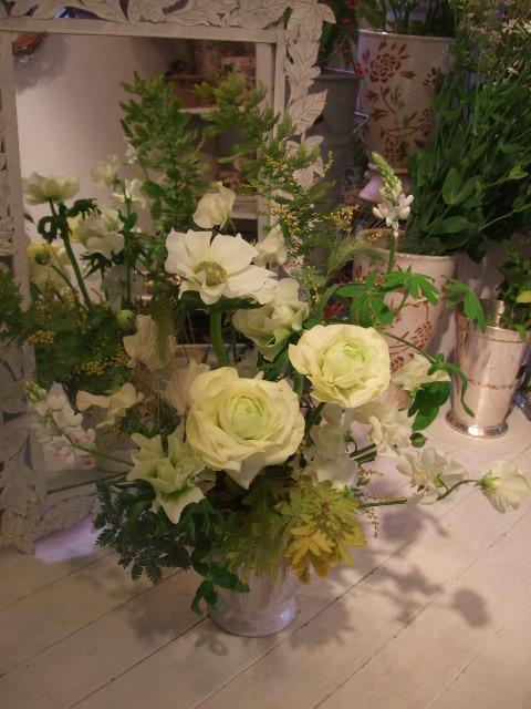 オークリーフ花の教室(石井さんの作品)_f0049672_16444487.jpg