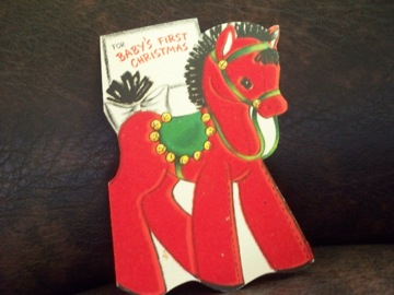 vintageクリスマスカード@PCC_e0183383_6391126.jpg