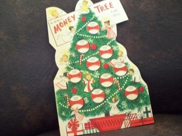vintageクリスマスカード@PCC_e0183383_6415076.jpg