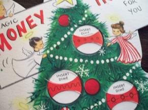 vintageクリスマスカード@PCC_e0183383_6441285.jpg