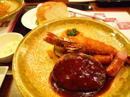 南海グリル 『レストラン ポピア』_e0123286_16423314.jpg