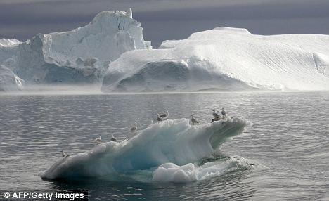 「地球温暖化」の次は「地球薄明化」、お次ぎは「地軸や地磁気のずれ」?_e0171614_1335173.jpg