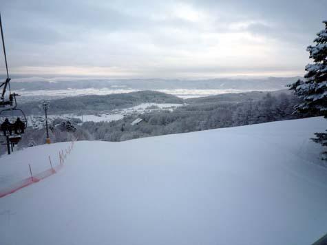 今日の北の峰スキー場_f0096216_20261743.jpg