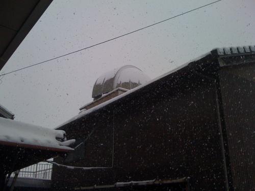 三重県北部 大雪_c0061727_20184857.jpg