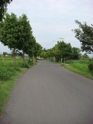 シドゥメン村までの道のり バイパス・クルンクン~サトリア地区 By pass Klungkung - Satria_a0120328_103834.jpg
