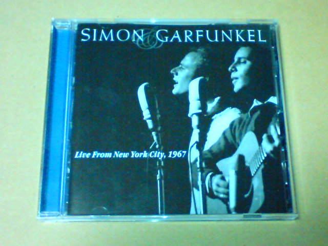 Live From New York City,1967 / Simon & Garfunkel_c0104445_2235837.jpg