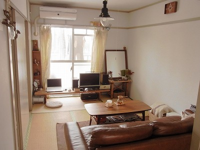 無印の家具をリメイク_c0199166_2355477.jpg