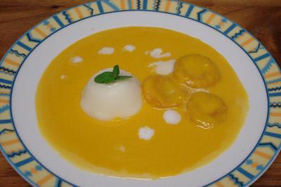 かぼちゃ汁粉_d0006467_1861080.jpg