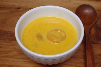 かぼちゃ汁粉_d0006467_186429.jpg