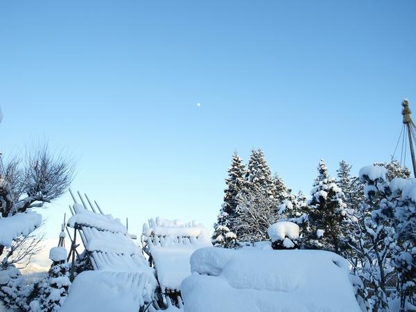 冬の夕暮れ~月_a0062869_204641.jpg