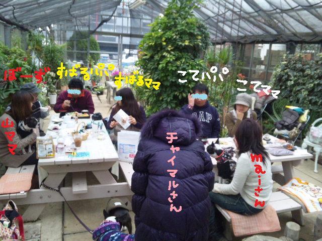 舎人でランチ&ランツアー★ランチ編_d0187891_17465565.jpg