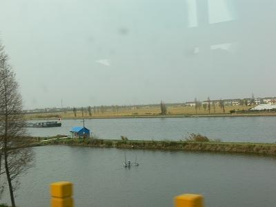 中国出張2010年12月-週末旅行-第一日目-上海から朱家角鎮へ_c0153302_16425577.jpg