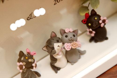 猫ウェディングまとめ☆_f0108346_13295745.jpg