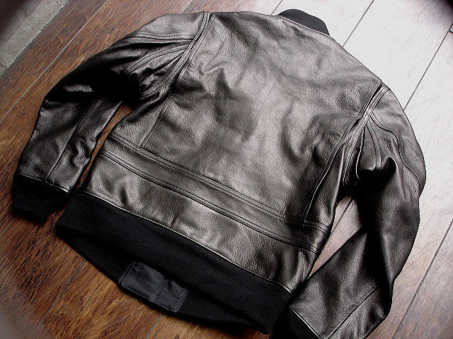 [POST O\'ALLS] & [CORONA] LEATHER JACKET COLLECTION !!_a0132147_2254571.jpg