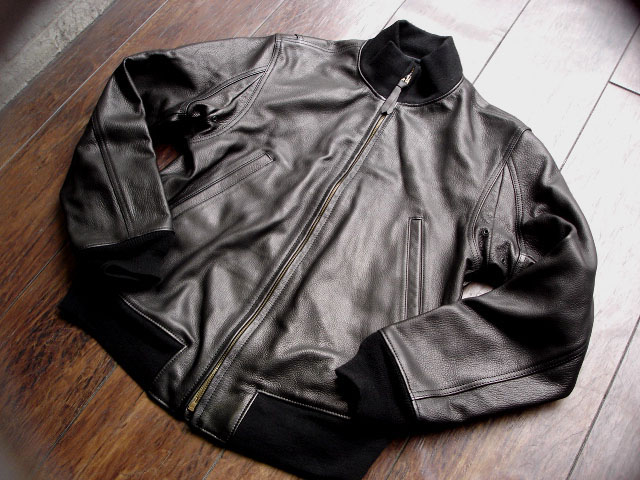 [POST O\'ALLS] & [CORONA] LEATHER JACKET COLLECTION !!_a0132147_22553049.jpg