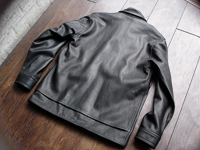 [POST O\'ALLS] & [CORONA] LEATHER JACKET COLLECTION !!_a0132147_22555975.jpg