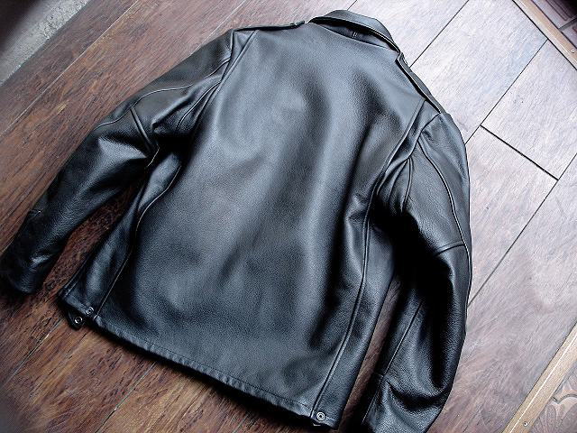 [POST O\'ALLS] & [CORONA] LEATHER JACKET COLLECTION !!_a0132147_22595350.jpg