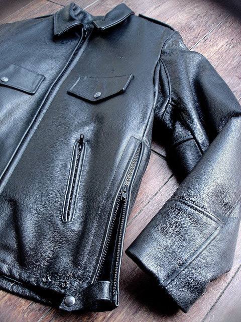 [POST O\'ALLS] & [CORONA] LEATHER JACKET COLLECTION !!_a0132147_2301575.jpg