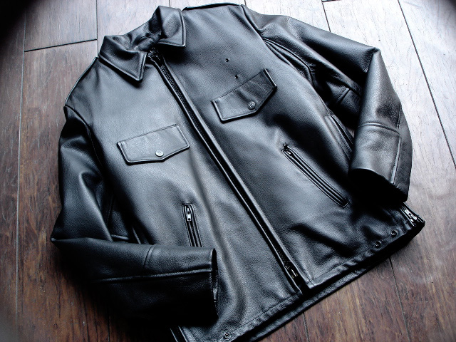 [POST O\'ALLS] & [CORONA] LEATHER JACKET COLLECTION !!_a0132147_2303917.jpg