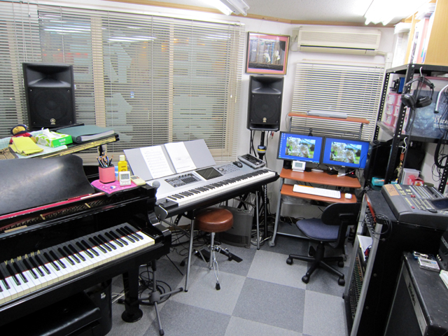 Fantom G8・・・音楽制作環境整備完了・・・音楽教室 長崎_f0051464_8155078.jpg