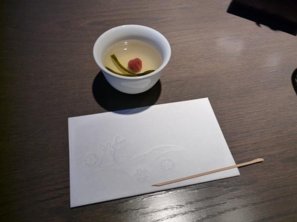 金沢 : ひがし茶屋街「茶房一笑」 ぞれぞれ似合った盆の上 _e0152073_1345769.jpg
