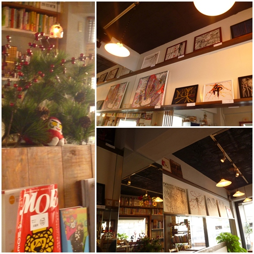 新年会カフェ~♪_d0078486_291234.jpg