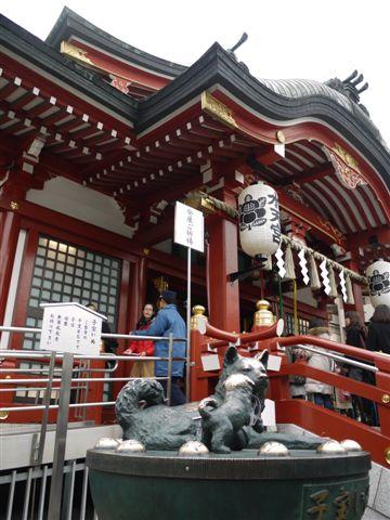 門前仲町から日本橋、てくてく歩いて♪d(´▽`)b♪_b0175688_1637494.jpg