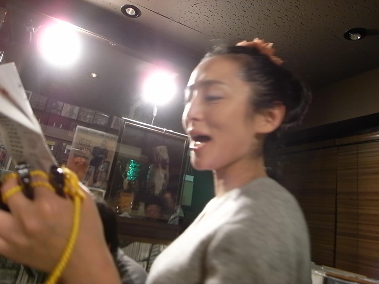 走り初め&神保町新年ライブ_d0122797_1541071.jpg