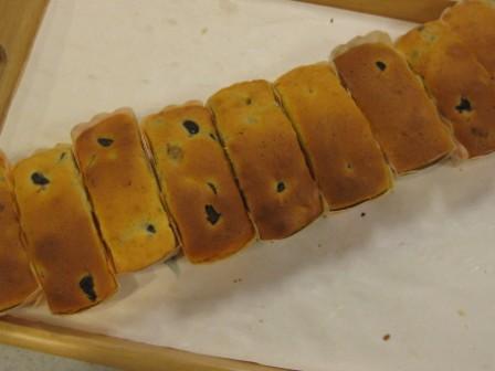 黒豆ケーキ<アクティブライフ豊中>_c0107602_954259.jpg