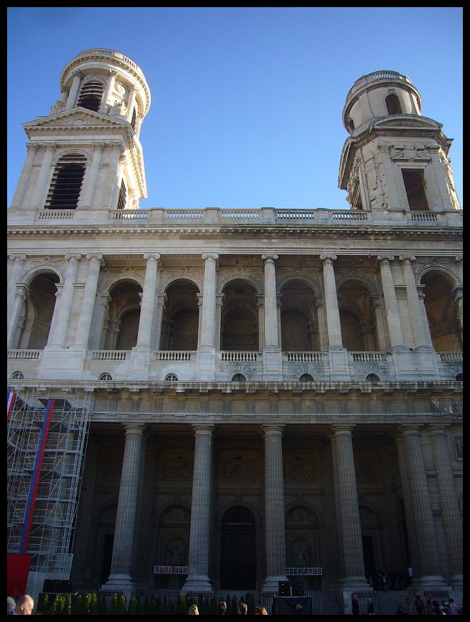 【EGLISE SAINT-SULPICE】2011年1月16日(PARIS)_a0008105_2355875.jpg