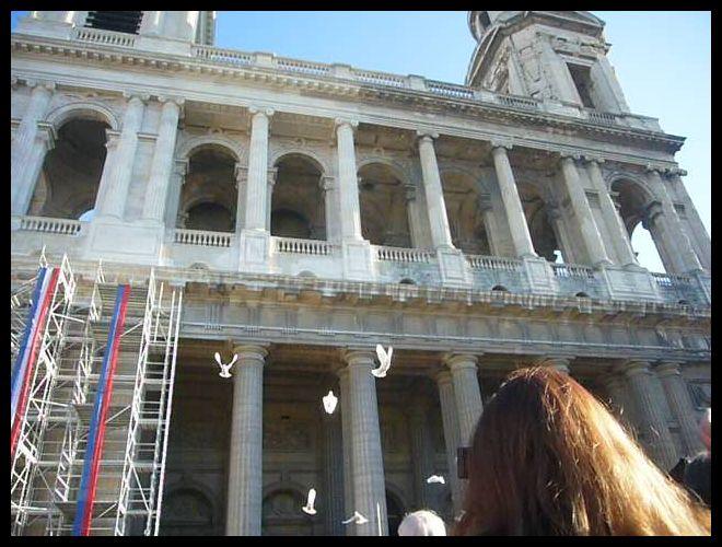 【EGLISE SAINT-SULPICE】2011年1月16日(PARIS)_a0008105_23581041.jpg