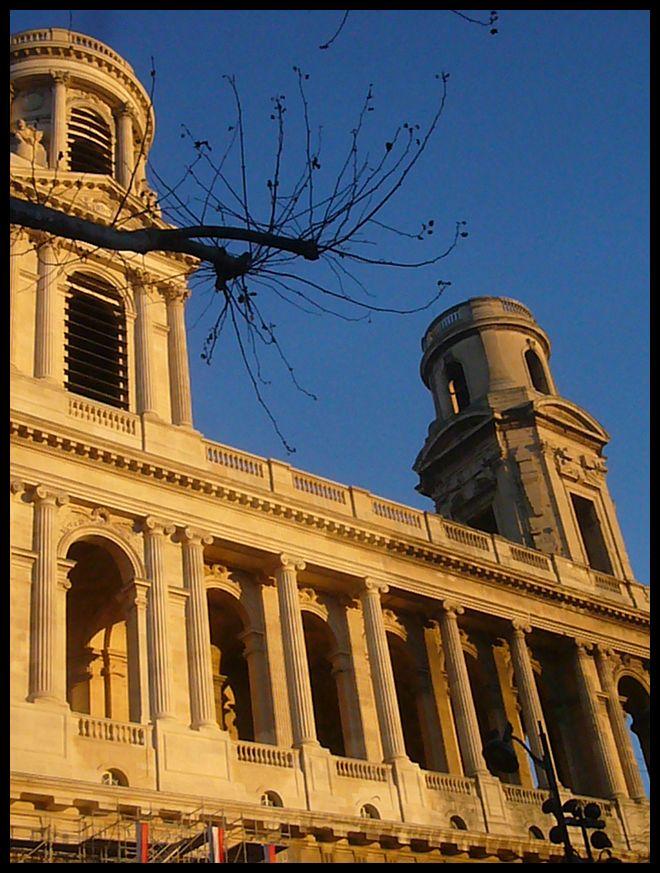 【EGLISE SAINT-SULPICE】2011年1月16日(PARIS)_a0008105_23583782.jpg
