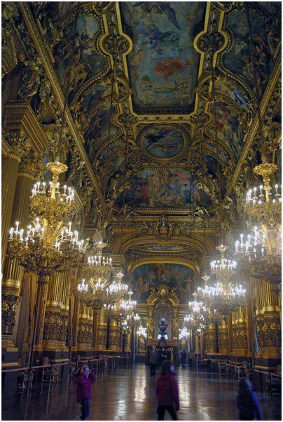 オペラ座ガルニエ宮とパリで最高の食事_f0012154_4544828.jpg