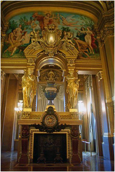オペラ座ガルニエ宮とパリで最高の食事_f0012154_839723.jpg