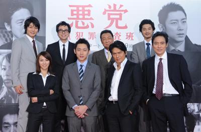 S.R.Sが1/21スタートの高橋克典主演刑事ドラマの主題歌を担当!_e0197970_21493547.jpg