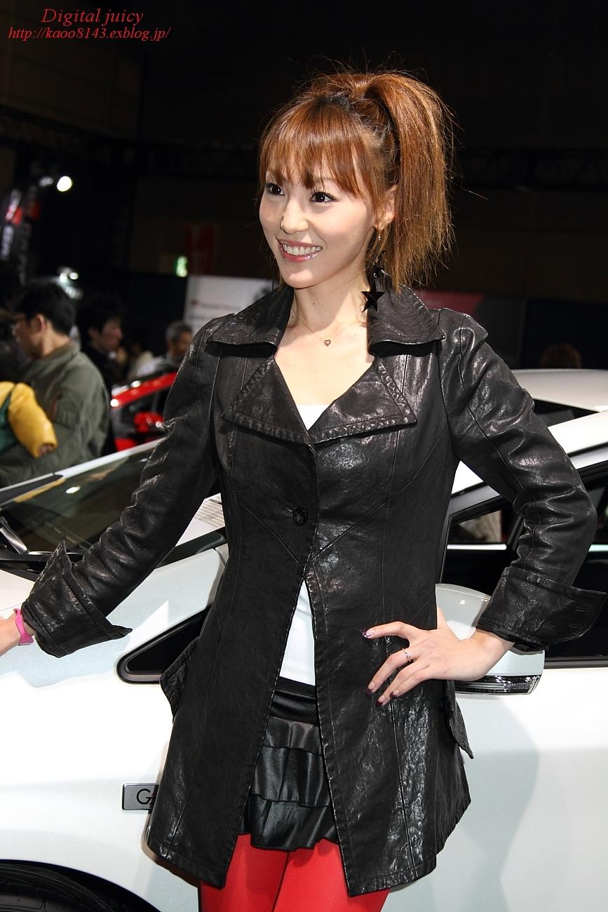 平山愛子 さん(TOYOTA/GAZOO Racing ブース)_c0216181_057269.jpg