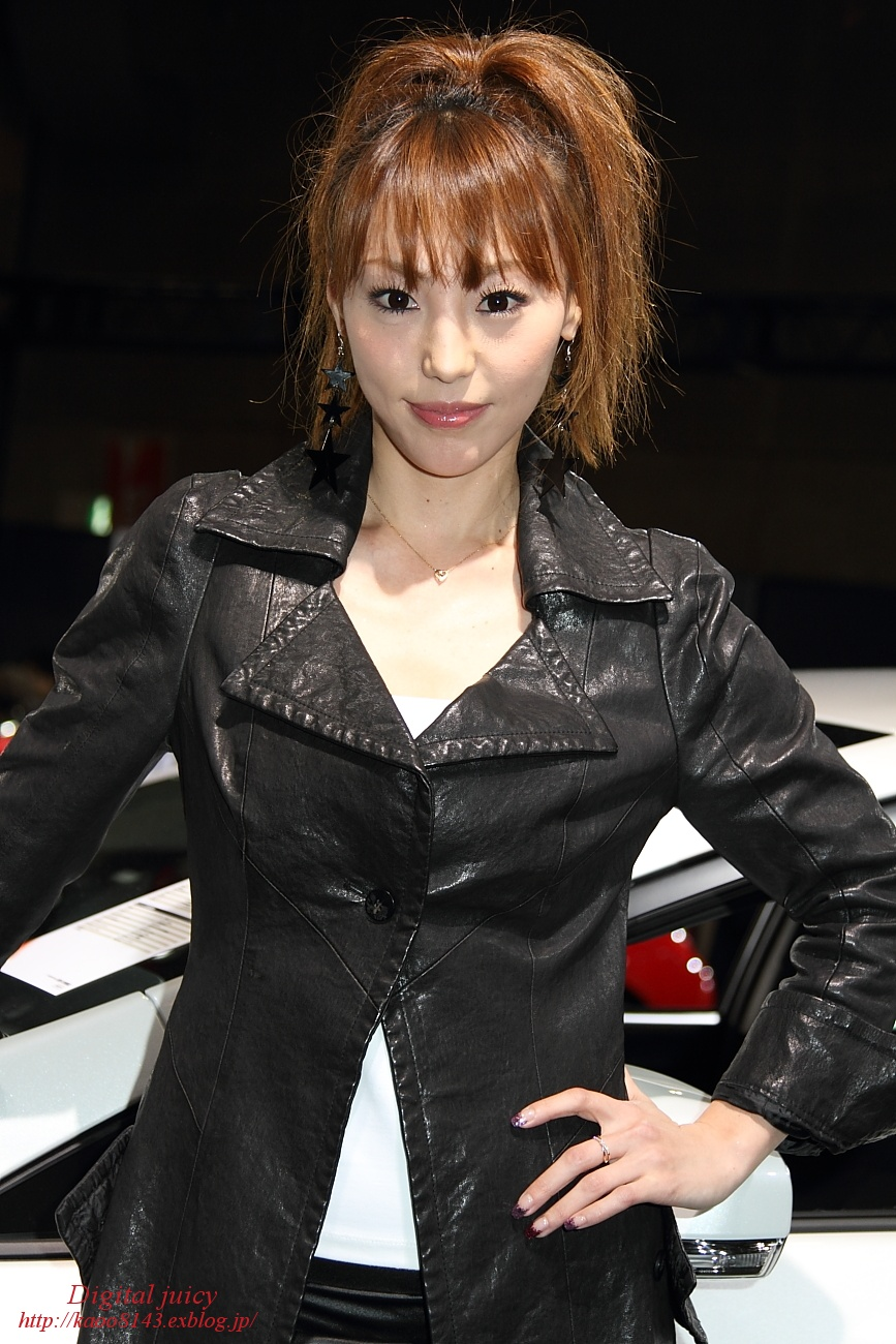 平山愛子 さん(TOYOTA/GAZOO Racing ブース)_c0216181_057326.jpg