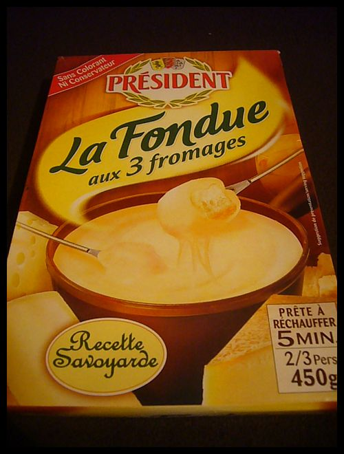 【Fondue au fromageチーズフォンデュ】冬にはやっぱ・・・コレでしょう(Paris)_a0014299_22251796.jpg