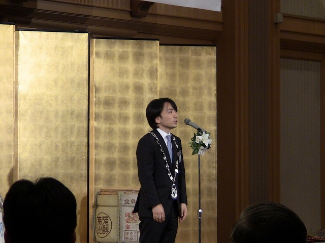 2011年度 盛岡JC新年交賀会_e0075103_2210868.jpg