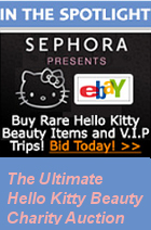 キティちゃんとコスメ専門店のセフォラ(Sephora)のコラボ!!!_b0007805_8115893.jpg