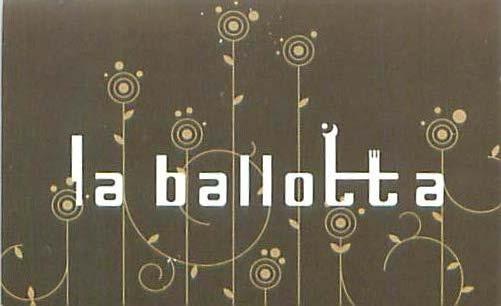 La ballotta-雰囲気のある料理とシェフとシェフのタオル-_a0194908_15423032.jpg