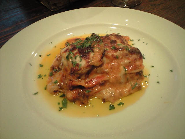 La ballotta-雰囲気のある料理とシェフとシェフのタオル-_a0194908_15442498.jpg