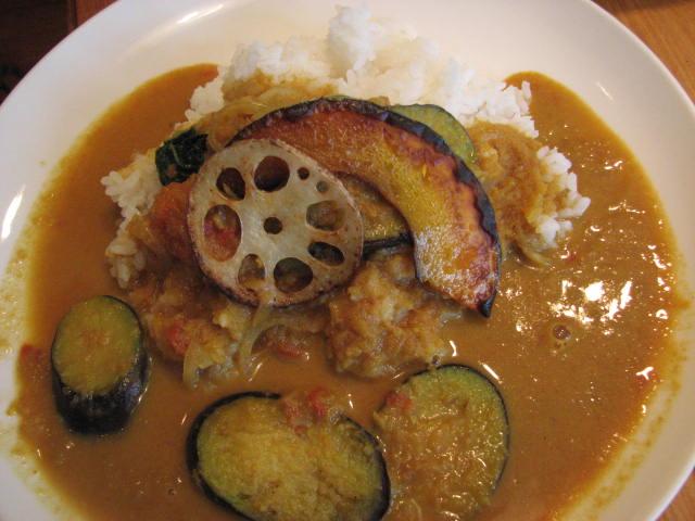 野菜のカレー_b0158721_14395951.jpg
