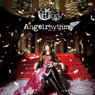 Asriel待望の2ndフルアルバム「Angelrhythm」が1月26日リリース!!_e0025035_1325822.jpg