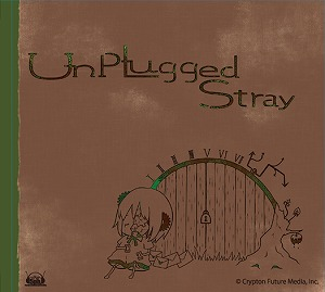 ジミーサムP 2nd Full ALBUM「Unplugged Stray」2011.2.23 ON SALE_e0025035_2323472.jpg