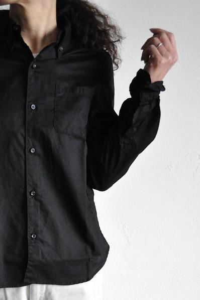 kapital/キャピタル ドビーOX ボタンダウンシャツ